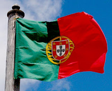 A bandeira oficial de Portugal