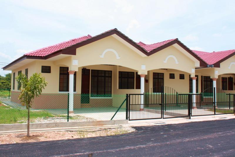 Rumah Teres 3 Bilik Fasa 3 Perumahan Maka Utama, Pasir Mas