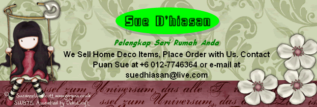 Sue D'hiasan