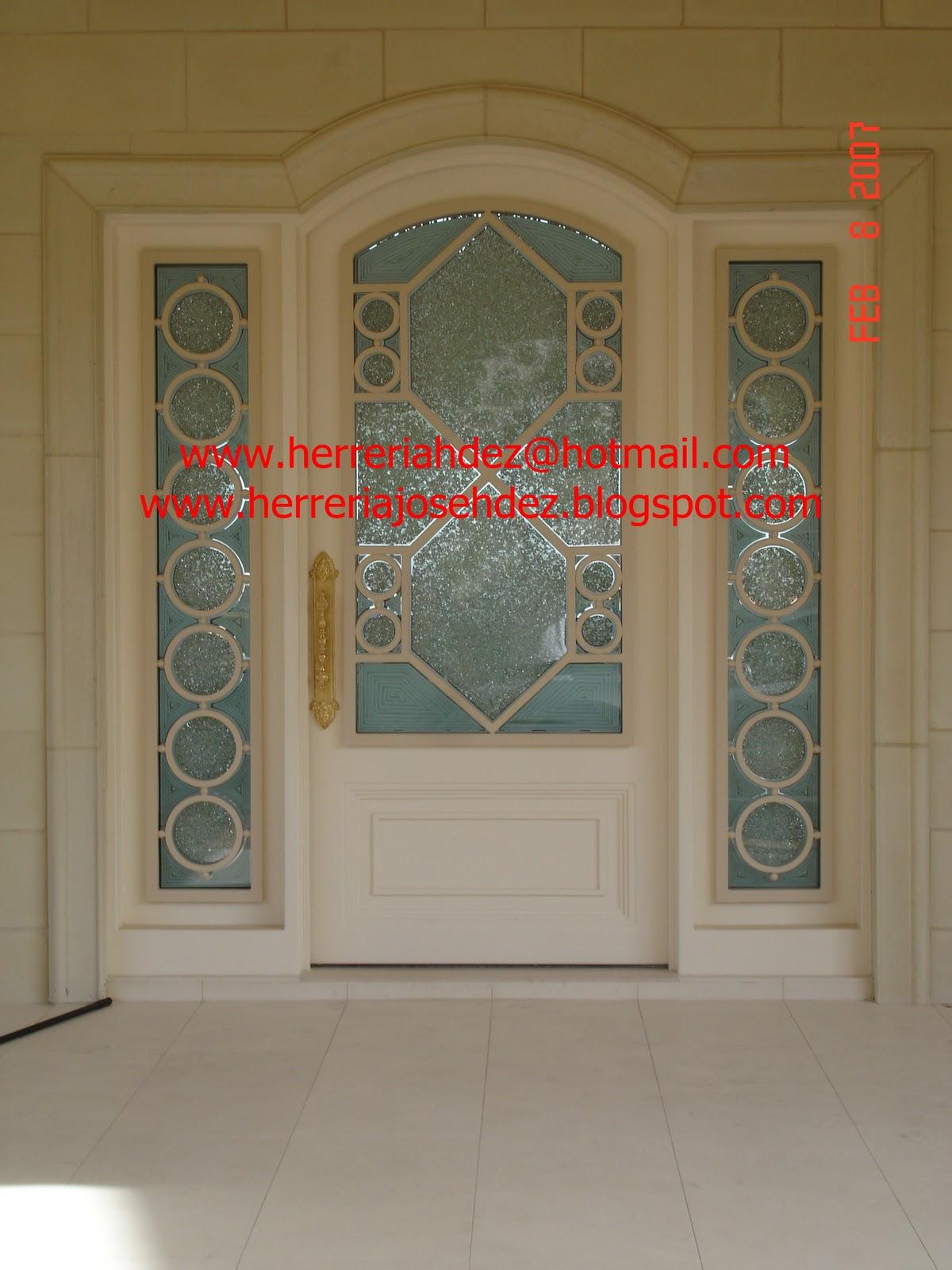 Puertas para entrada principal de casas 16 bilder car for Puertas de herreria para entrada principal