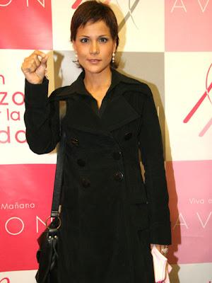 Mónica Sánchez peruana