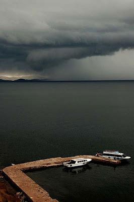 Imagen del Lago Titicaca