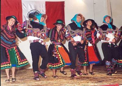 Danza La trilla