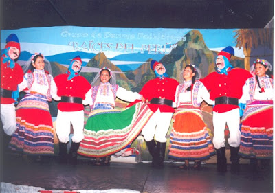 Danza Turcos de Cailloma
