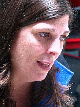 Abogada Rosa María Palacios