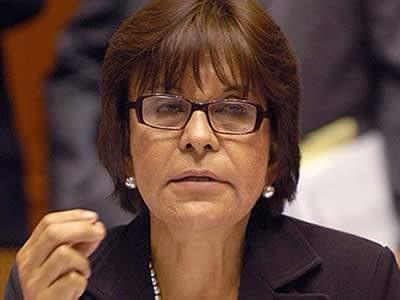 Congresista Mercedes Cabanillas