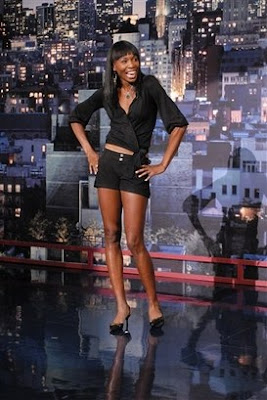 Tenista Venus Williams