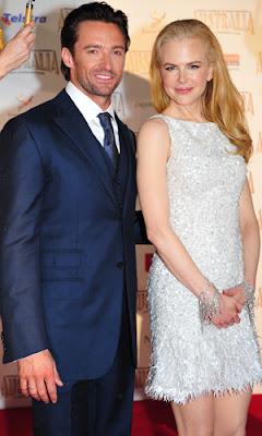 Foto de Hugh Jackman y Nicole Kidman