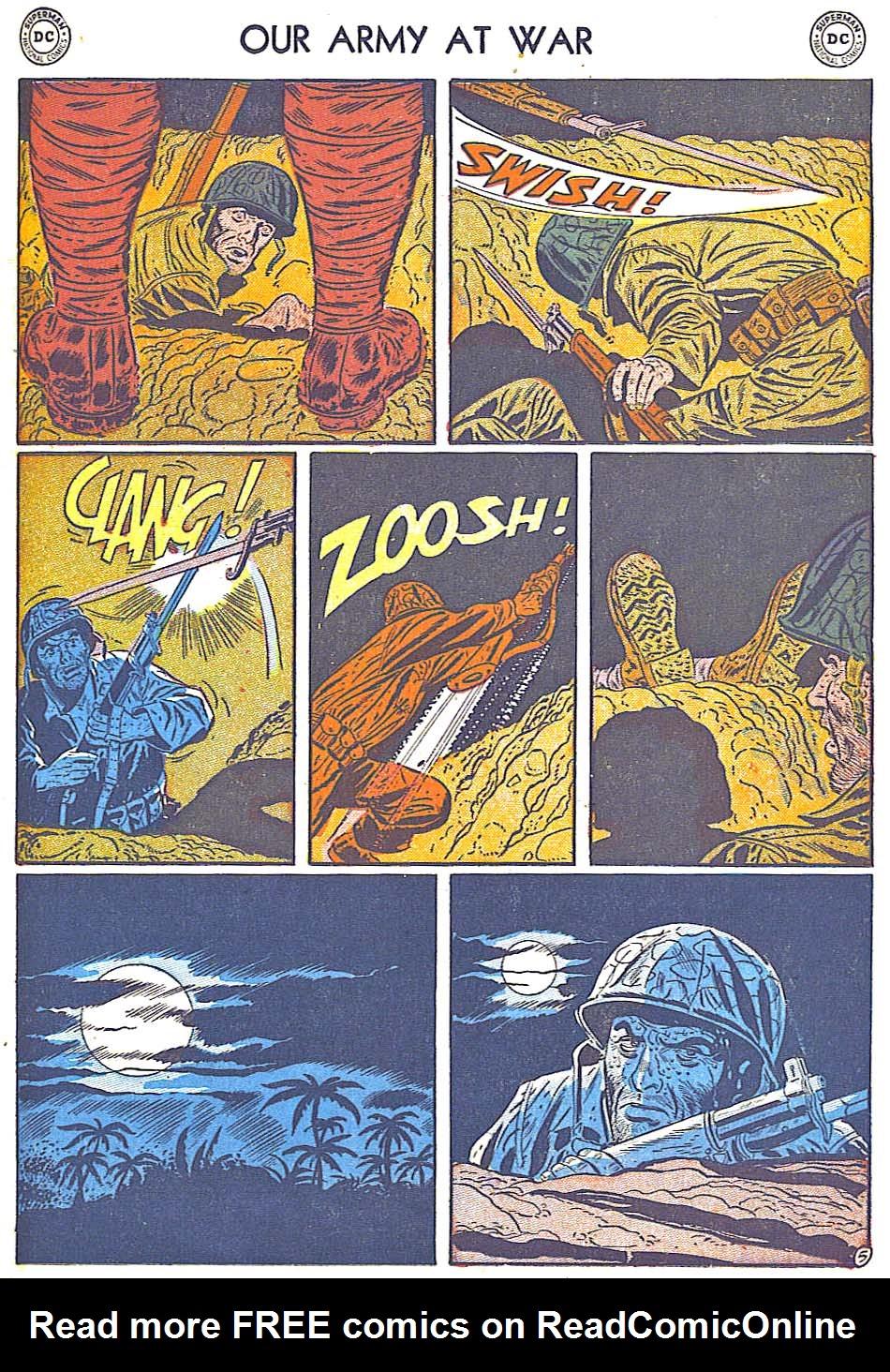 at War (1952) Issue #248 #301 - English 15