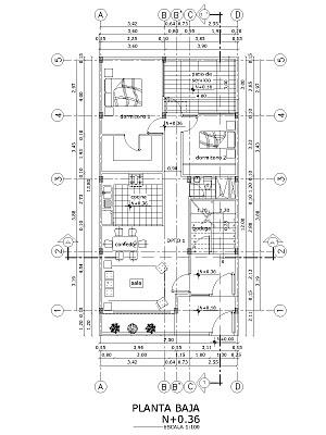 Construcci n de edificaciones planos arquitect nicos for Clasificacion de los planos arquitectonicos