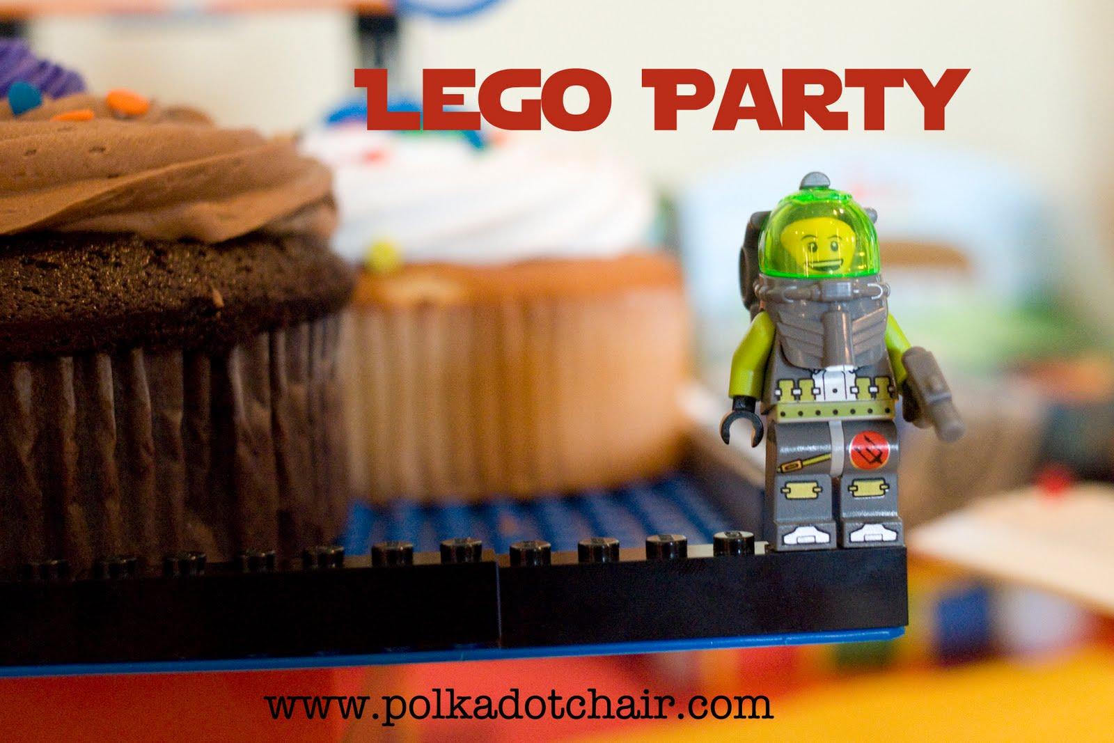 Lego Themed Cake Design