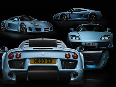 Super  Picture on 2010 Noble Supercar M600 The British Sports Cars Sport Cars And The
