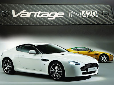 2011 Aston Martin Sports Cars V8 Vantage N420 3 2011 Aston Martin Sports Cars V8 Vantage N420