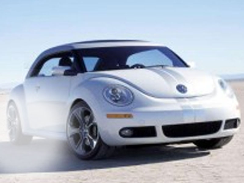 vw new beetle 2011. The New Volkswagen Beetle 2011