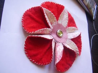 online flowers: patchwork flowers