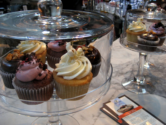 Photo of cupcakes at Orson in San Francisco
