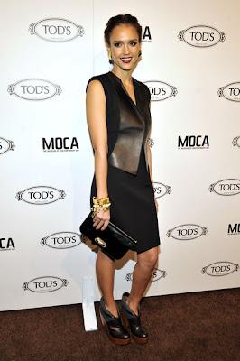 Jessica Alba Bangle Bracelet