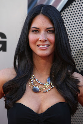 Olivia Munn Multi Beaded Necklace