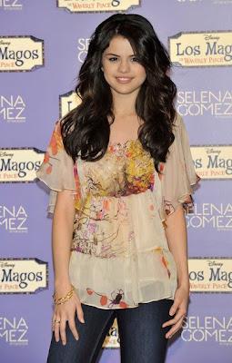 Selena Gomez Beaded Bracelet