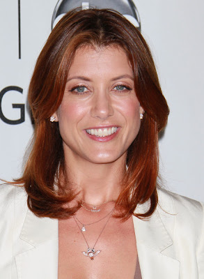 Kate Walsh Gold Pendant