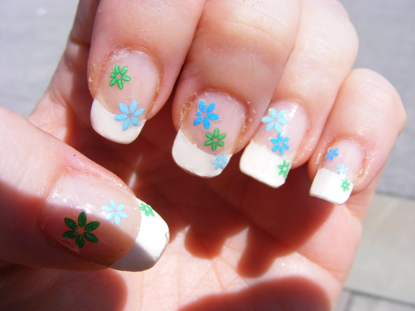 nail art   Libby\'s Pink Vanity