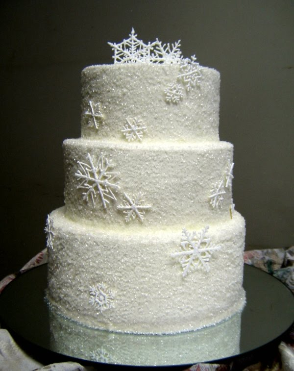 Winter Wedding Cake Design Ideas : Trumps Catering: Winter Wedding Cakes