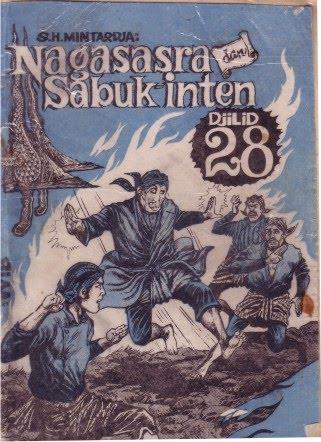 Pustaka Langka: Nagasasra Sabuk Inten - SH Mintardja