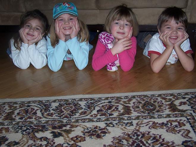 Watchin the Kiddos