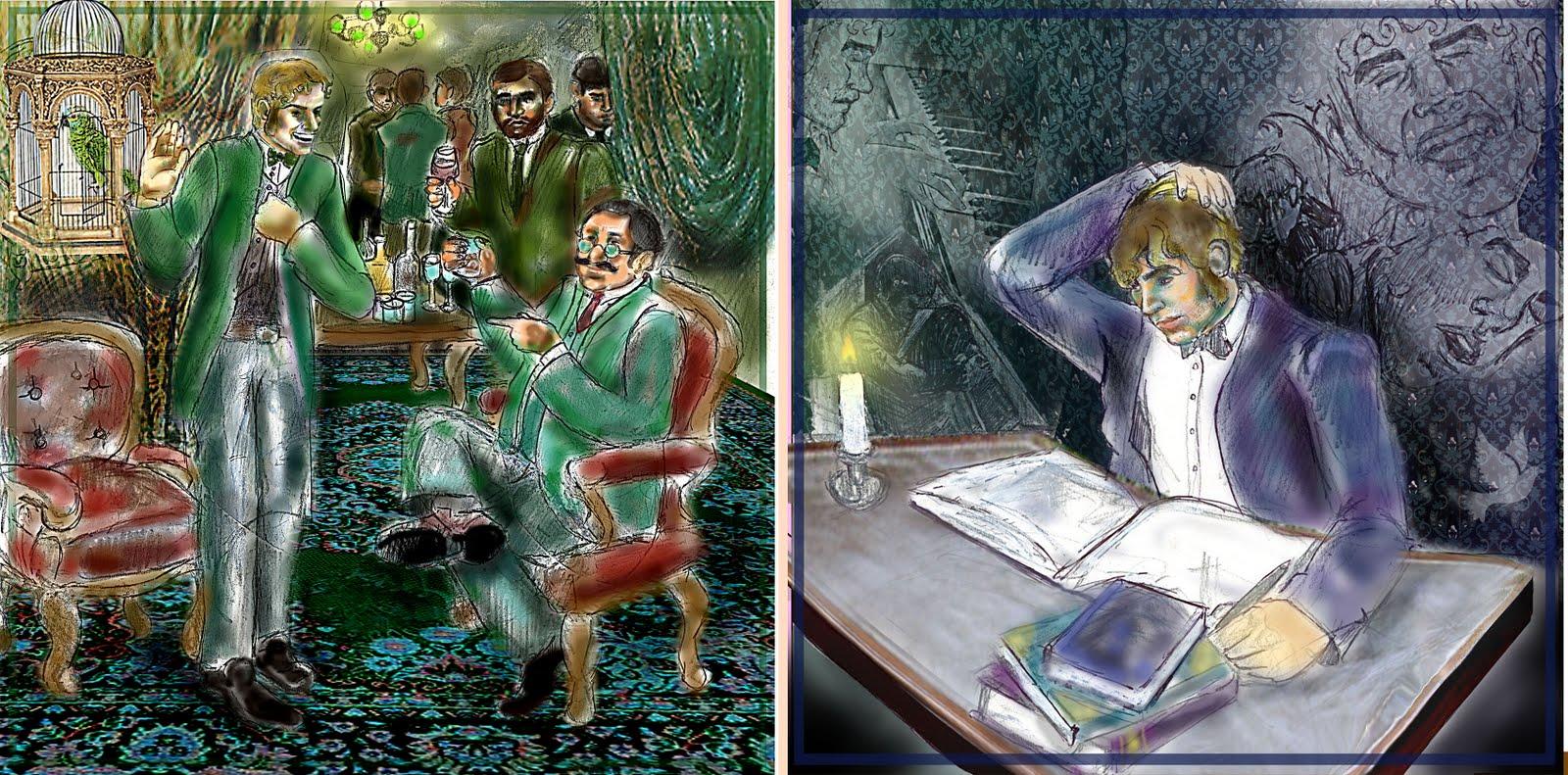 short story bet anton chekhov won bet banker lawyer