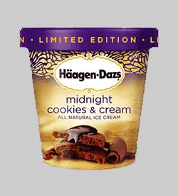 Midnight Cookies & Cream