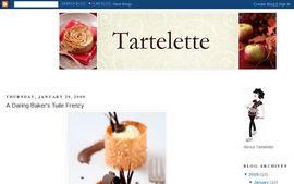 Tartelette