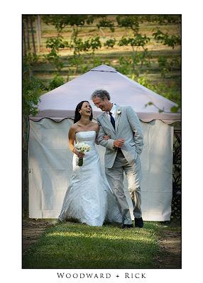 © 2007 Woodward + Rick Photographers - Asheville wedding photographers