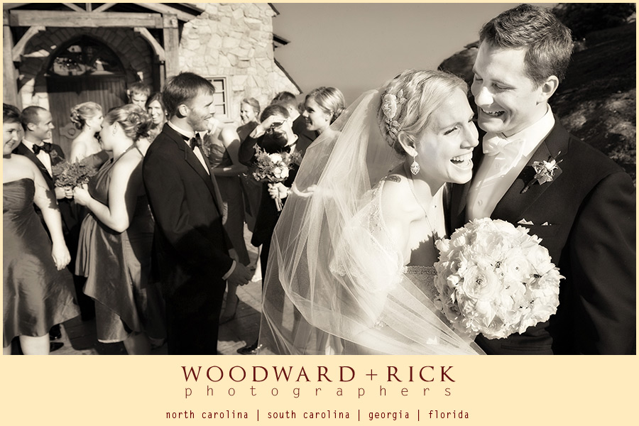 Woodward + Rick Photographers | Asheville wedding photographers