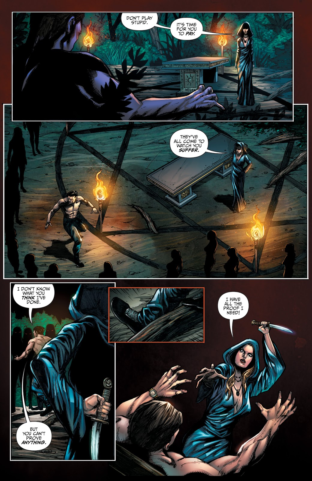 Grimm Fairy Tales (2005) _Special - Halloween Special #2 - English 35