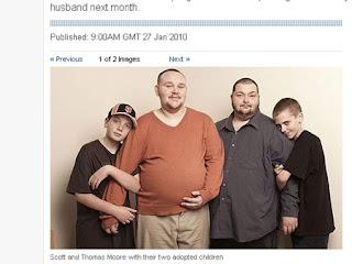Segundo homem gravido do mundo