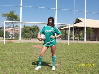 Musa do Palmeiras Raphaella 4
