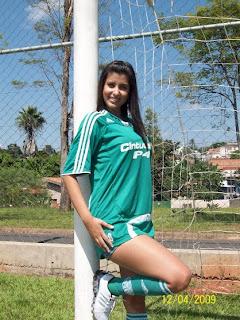 Musa do Palmeiras Raphaella 5