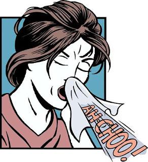 evitando a gripe