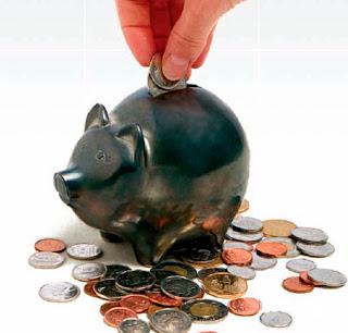 popando dinheiro