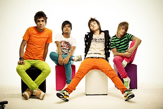 Fotos da Banda Restart5