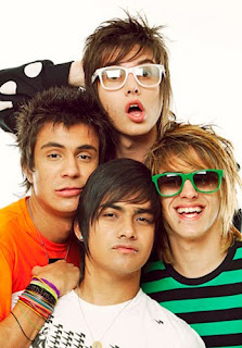 Fotos da Banda Restart2