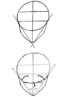 Como desenhar Mangá2