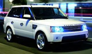 Fotos Range Rover Sport 2010
