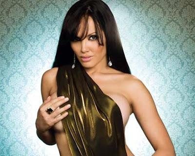 Fotos Lucila Siclaco - Sósia de Angelina Jolie 4