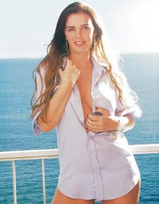 Fotos da modelo Luma de Oliveira