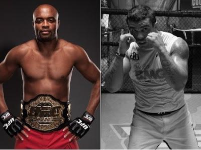 A Luta de 2011 Vitor Belfort  vs Anderson Silva