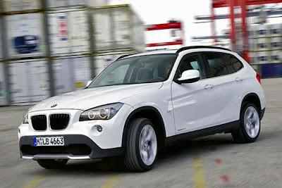 Carros dos jogadores de futebol - Ganso - BMW X1