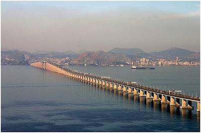 Cartões Postais do Rio de Janeiro - Rio Niteroi