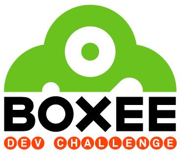 Boxee Dev Challenge Logo