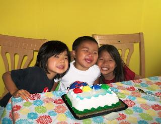 Clara-Li, Henry, and Dorothy